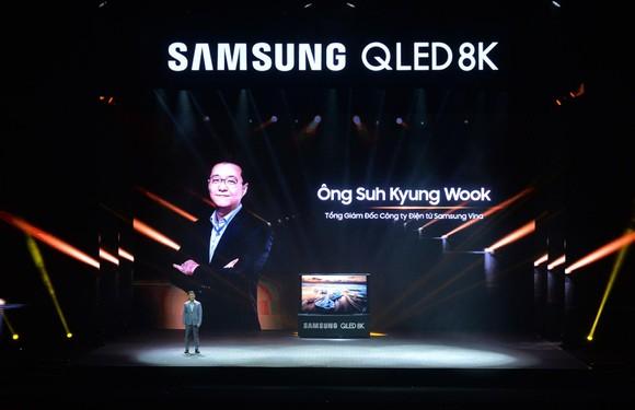 Samsung Vina chính thức giới thiệu dòng sản phẩm TV QLED 8K tại Việt Nam ảnh 2