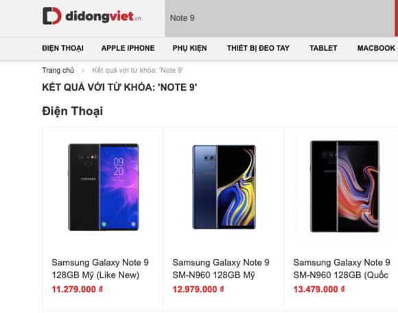 Trong khi đợi Note 10, đây là lý do bạn nên chọn Galaxy Note 9 từ 11 triệu ảnh 1