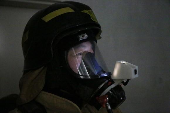 Camera phát hiện nhiệt có kích thước nhỏ gọn