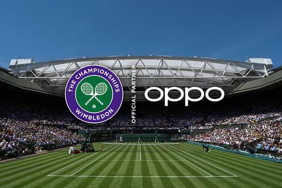 OPPO trở thành đối tác cao cấp của ba giải quần vợt danh giá Wimbledon, Roland-Garros và Rolex Paris ảnh 1