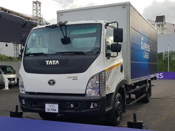TATA Motors với nhiều công nghệ mới ảnh 1
