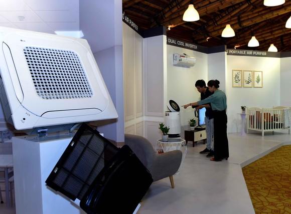 LG đẩy mạnh phát triển các giải pháp điều hòa và thanh lọc không khí thông minh  ảnh 1