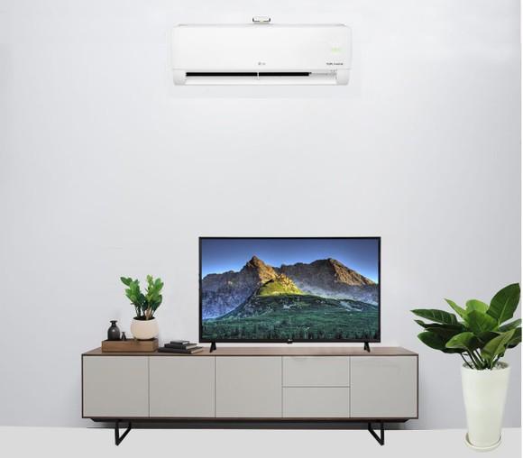 LG đẩy mạnh phát triển các giải pháp điều hòa và thanh lọc không khí thông minh  ảnh 4