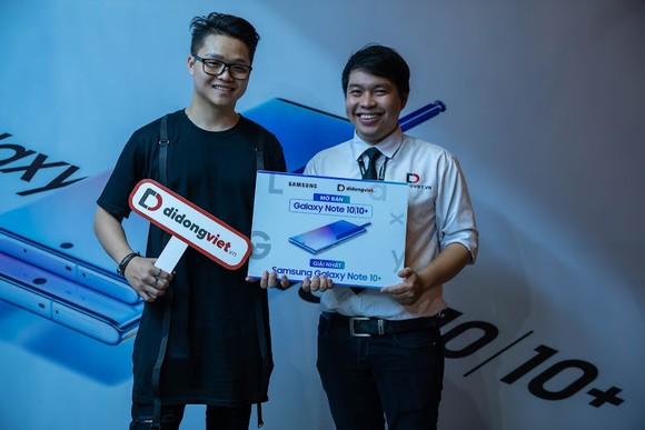 Di Động Việt mở bán, trả hàng đặt trước Note 10, Note 10 plus ảnh 2