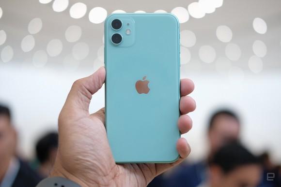 iPhone 11 với màu mới