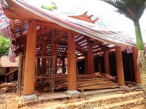 Tăng cường giám sát việc đầu tư xây dựng các công trình văn hóa, tín ngưỡng ảnh 1