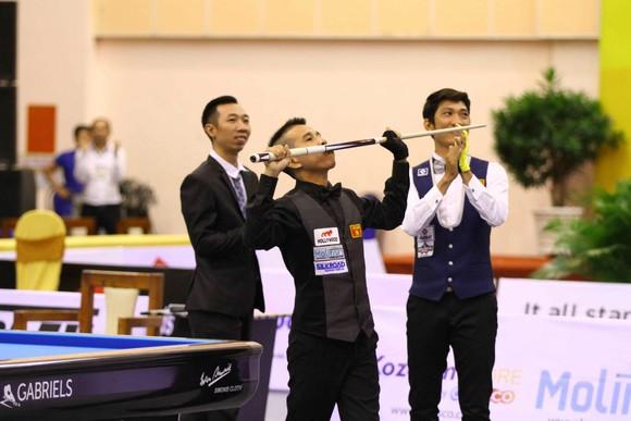 Mã Minh Cẩm vào vòng cao thủ Billiards 3 băng thế giới ảnh 2