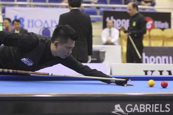 Mã Minh Cẩm vào vòng cao thủ Billiards 3 băng thế giới ảnh 1