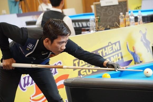 ĐKVĐ Trần Quyết Chiến thua ngay trận đầu giải Billiards Carom 3 băng quốc tế Bình Dương ảnh 2