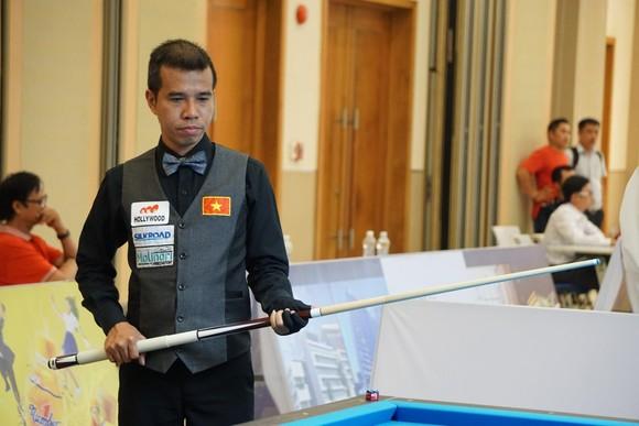 Thần đồng Billiards Hàn Quốc Cho Myung Woo vô địch giải Bình Dương ảnh 2