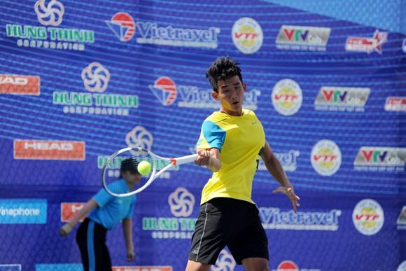 Lý Hoàng Nam thử thách tại giải quần vợt Nhật Bản ATP Challenger Tour ảnh 1