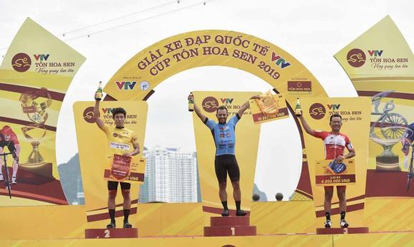 Giải xe đạp quốc tế VTV Cúp: Cú đẩy xe chiến thắng tuyệt vời của Jordan Parra   ảnh 2