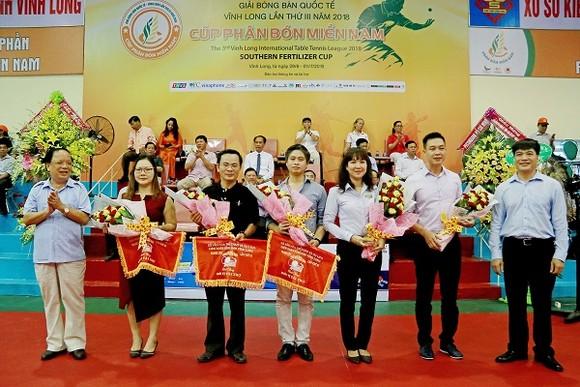 Giải Bóng bàn Quốc tế Vĩnh Long 2018: Thành công ngoài mong đợi ảnh 1