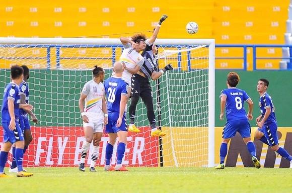 """AFC Cup 2019: Becamex Bình Dương thắng """"6 sao"""" trước Shan United ảnh 2"""