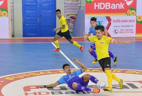 Vòng 5 giải futsal VĐQG 2019: Nhiều kết quả bất ngờ ảnh 2