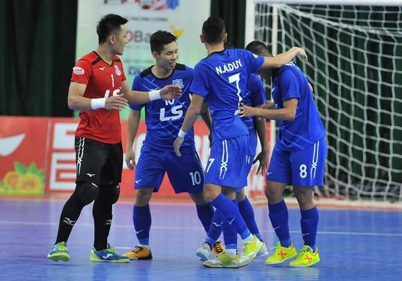 Vòng 13 giải futsal VĐQG 2019: Thái Sơn Nam tiếp mạch thắng ảnh 1