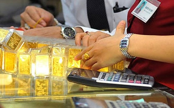 Gold hits VND41 million per tael