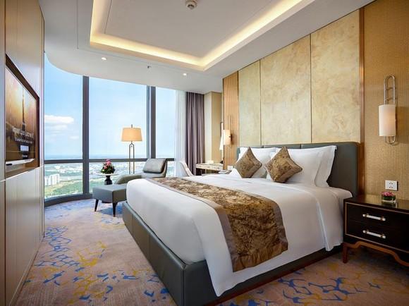 Có gì bên trong khách sạn siêu sang cao nhất Đông Nam Á? ảnh 3