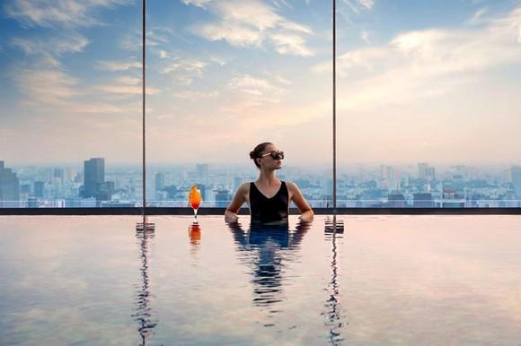 Có gì bên trong khách sạn siêu sang cao nhất Đông Nam Á? ảnh 4