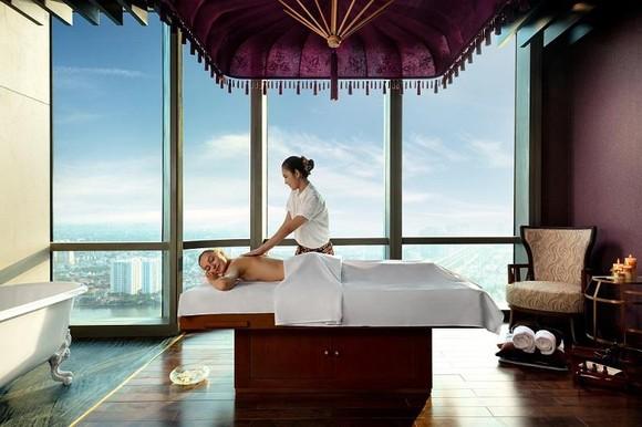 Có gì bên trong khách sạn siêu sang cao nhất Đông Nam Á? ảnh 5