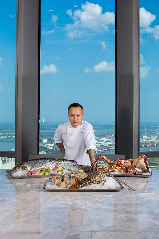 Có gì bên trong khách sạn siêu sang cao nhất Đông Nam Á? ảnh 6