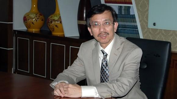 Ông David Dương - Chủ tịch HĐQT, Tổng giám đốc Công ty TNHH Xử lý chất thải Việt Nam