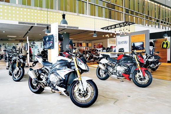 Thaco khai trương tổ hợp showroom 3 thương hiệu BMW, MINI và BMW MOTORRAD tại TPHCM ảnh 3