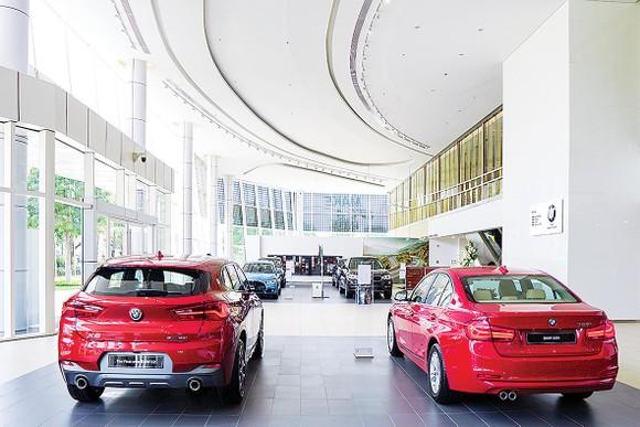 Thaco khai trương tổ hợp showroom 3 thương hiệu BMW, MINI và BMW MOTORRAD tại TPHCM ảnh 2