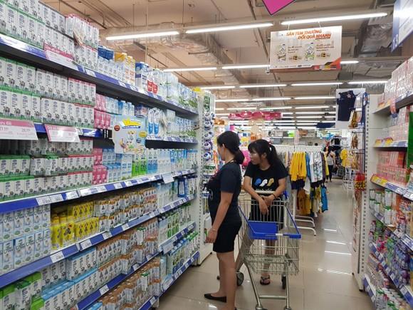 Đa dạng thị trường sữa nước ảnh 1