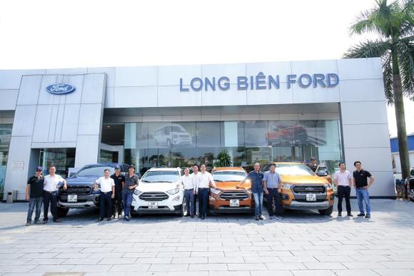 Ford Việt Nam khởi động chương trình Lái thử xe - Ford Roadshow 2019 ảnh 1