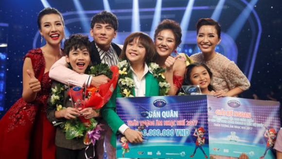 Vietnam Idol Kid 2017 ends in Ho Chi Minh City on August 11.