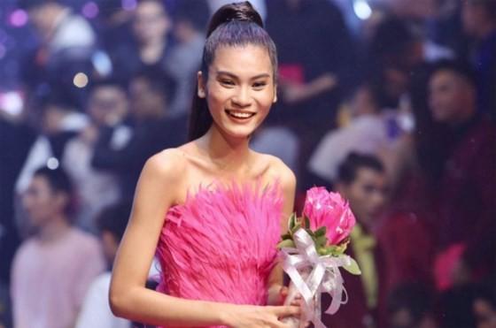 Kim Dung, winner of Vietnam's Next Top Model 2017
