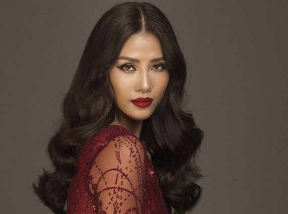 Nguyen Thi Loan to compete at Miss Universe 2017