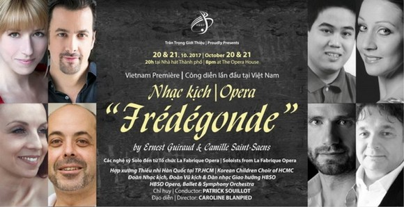 French opera revived in HCM City