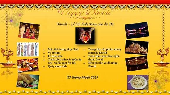 Indian Festival of Lights celebrated in Hanoi