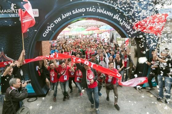 Canon Photomarathon Hanoi 2017 opens