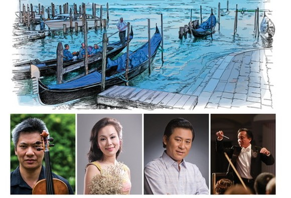 HBSO presents concert of Italian music
