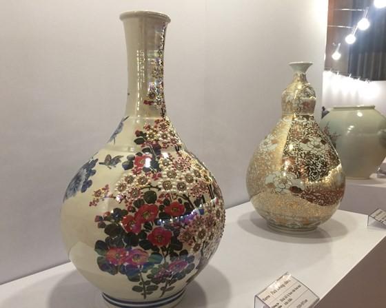 Hanoi gives glimpse of Korean ceramics