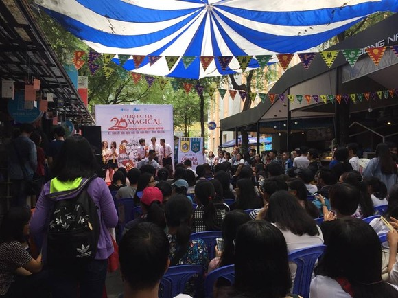 The 10th Ho Chi Minh City Book Festival will be held from March 19-25, 2018. (Photo: KK)