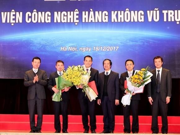 Vietnam National University Hanoi partnered with military-run telecom group Viettel to roll out the School of Aerospace Engineering. (Photo: VNA)