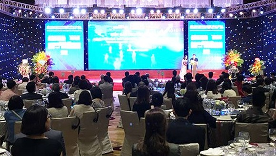 Vietnam CEO Forum 2018 opens in Hanoi on April 13. (Photo: Sggp)