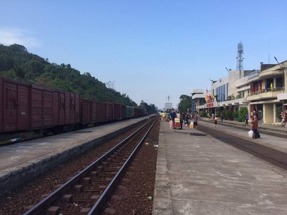 More than US$5 billion is needed to build Vientiane – Vung Ang railway. (Photo: KK)