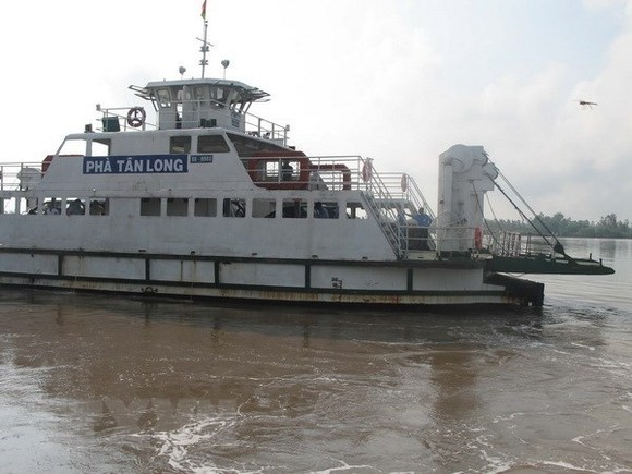 Ho Chi Minh City is calling for investment in waterway and seaport projects (Illustrative image: VNA)