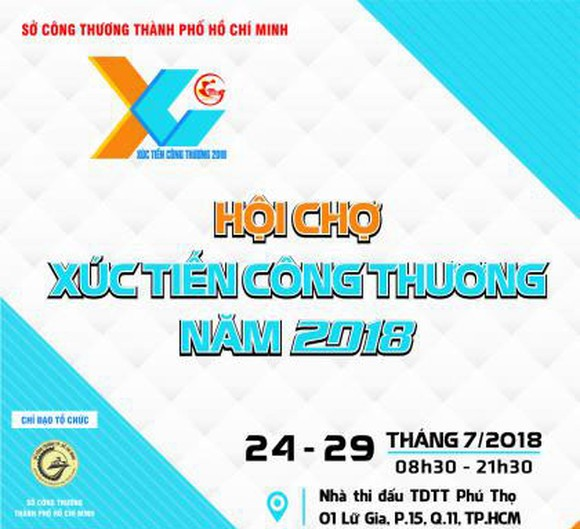 300 businesses to participate in HCMC Industry and Trade Promotion Fair 2018