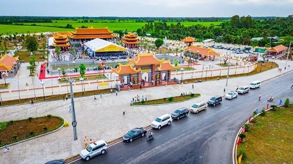 Hau Giang Truc Lam Zen Monastery
