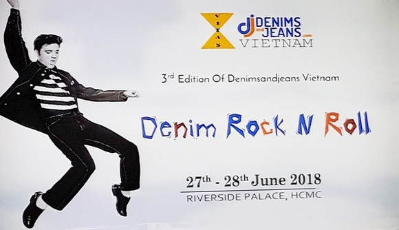 3rd Denimsandjeans Vietnam int'l exhibition to open next week