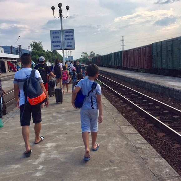 Vietnam Railway is offering a discount of 8-20 percent on many trains during summer. (Photo: KK)