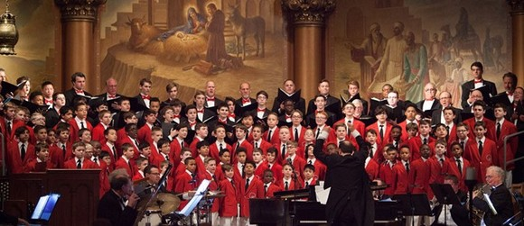 Emmy winning and Grammy award nominated choir performs in Hanoi