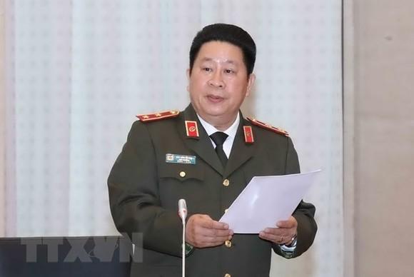 Lt. Gen. Bui Van Thanh, Deputy Minister of Public Security. (Photo: VNA)