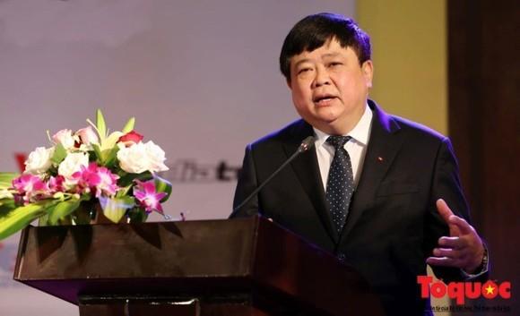 Nguyen The Ky, VOV General Director (Source: Toquoc.vn)